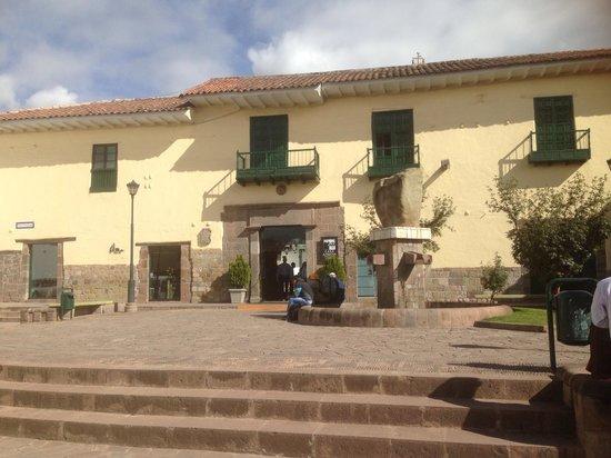 Casa Andina Premium Cusco: Hotel exterior