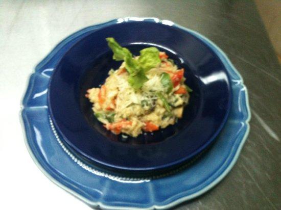 Cafe Kaiken: risotto de verduras