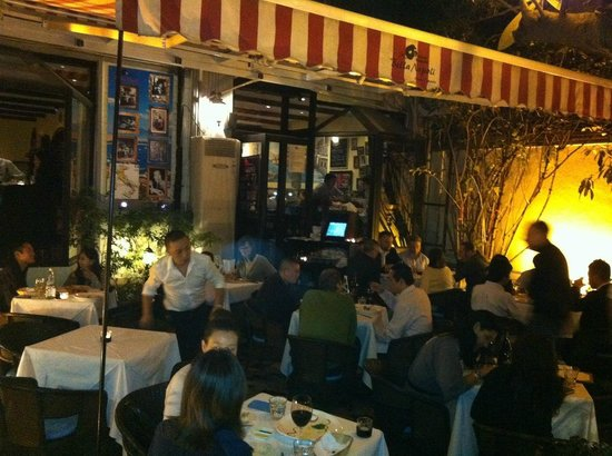 Bella Napoli (Nanhui Road): busy evening