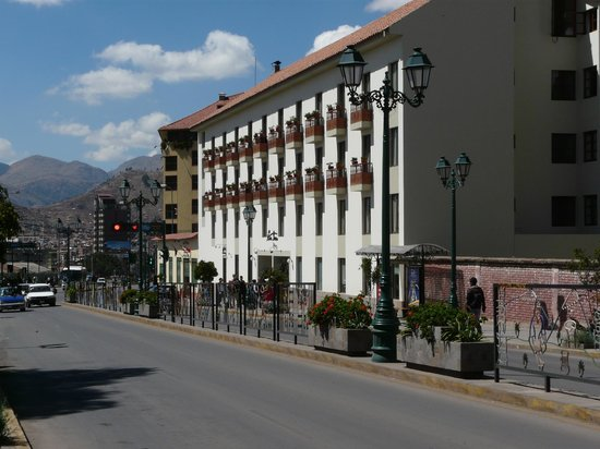 Eco Inn Cusco: Hotel