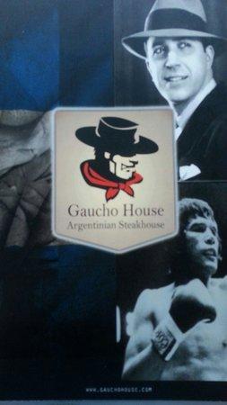 Gaucho House: Il menu
