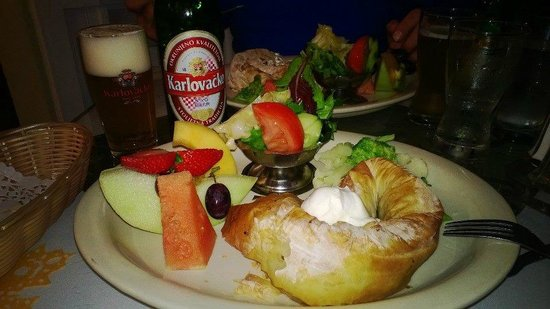 Drina Daisy Bosnian Restaurant: Delicious....