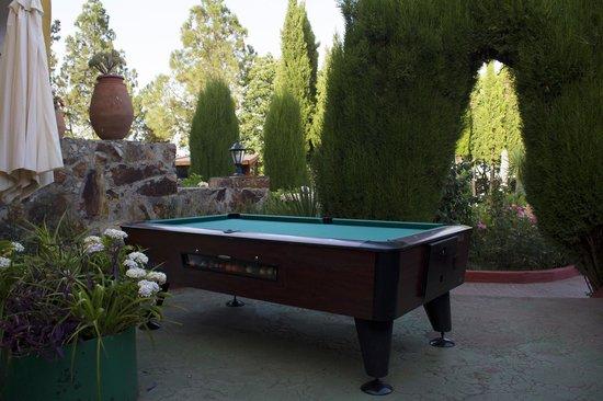 Hotel El Refugio: Billar