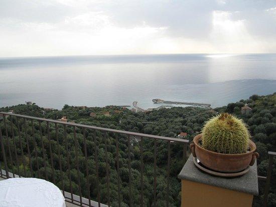 Marulivo Hotel: From the Marulivo Balcony'