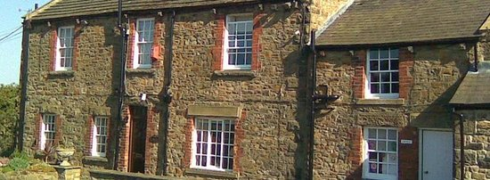 Low Urpeth Farm B&B: Farm exterior