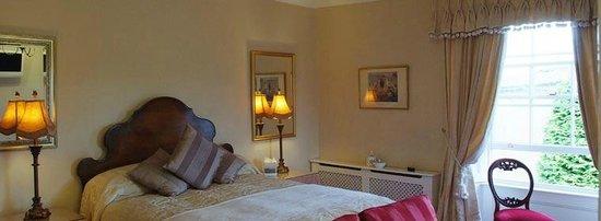 Low Urpeth Farm B&B: Bedroom