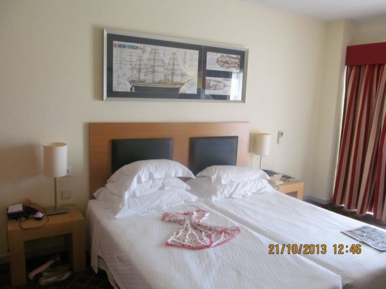 Vila Gale Marina: comfy beds