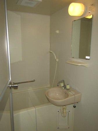 Kyoto Hana Hostel: Private bath