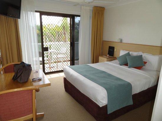 Lord Byron Resort: Room