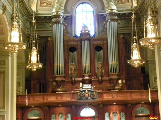 Cathedral Basilica of Saints Peter and Paul: Organo