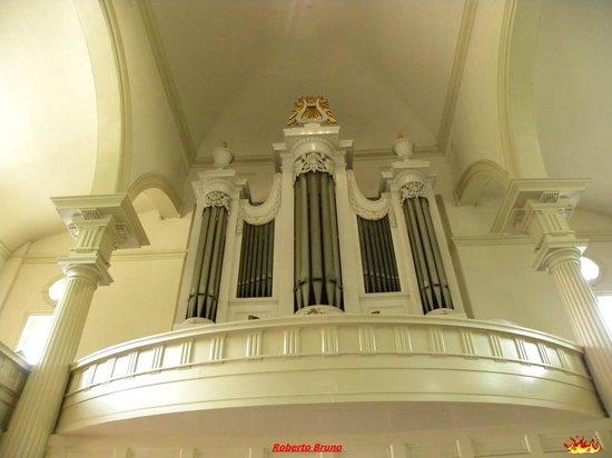 Christ Church : Organo