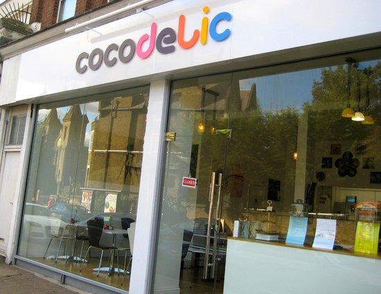 Cocodelic restaurant