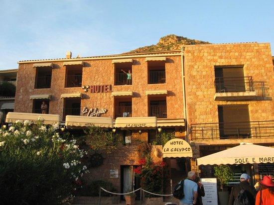 Hotel La Calypso : View of Hotel