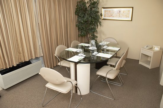 Roosevelt Hotel & Suites : Small meeting room