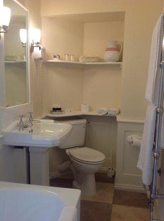 Henrietta House: wonderful bathroom