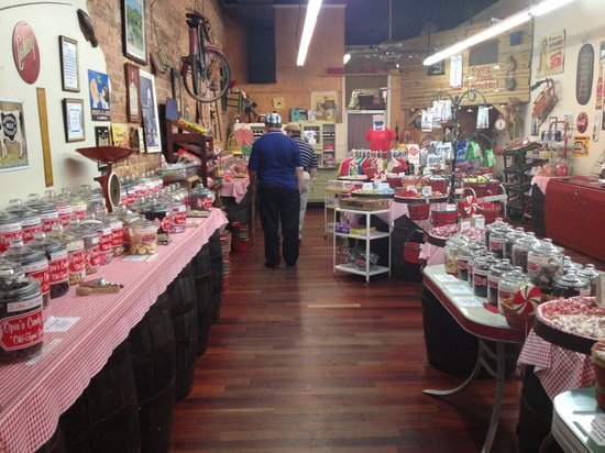 Opies Candy Store