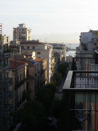 B&B La Bella Vita : View from the terrace
