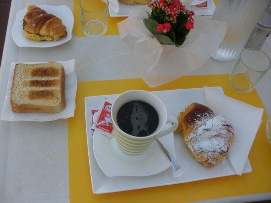 B&B La Bella Vita : Delicious breakfast
