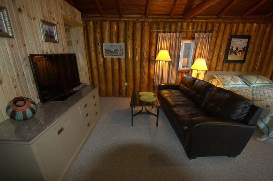High Falls Motel and Cabins: Cabin 3