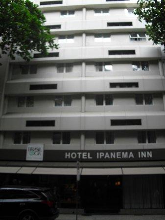 Ipanema Inn: Fachada