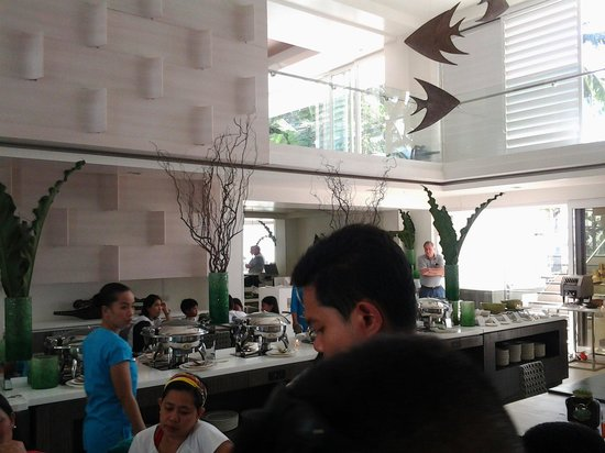 Astoria Boracay: Thanks on free buffet lunch.. And 90 mins of explanation...