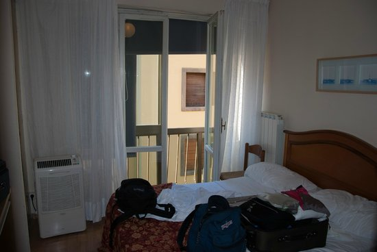 Hotel Por Santa Maria: View of room