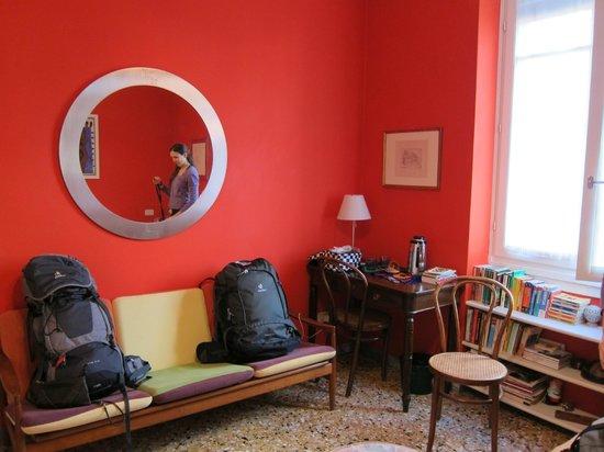 B&B Il Ghiro: Quarto espaçoso