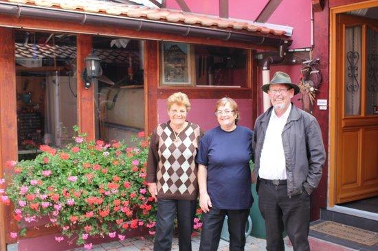 La Corderie : le jour de notre départ