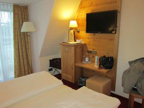Hotel Schlosskrone: Nosso quarto