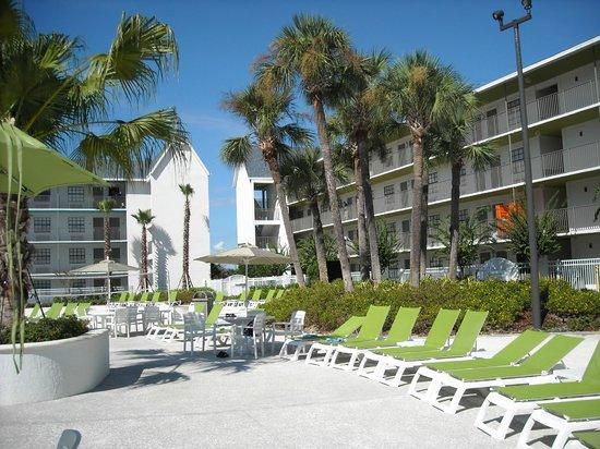 Avanti International Resort : Beautiful grounds