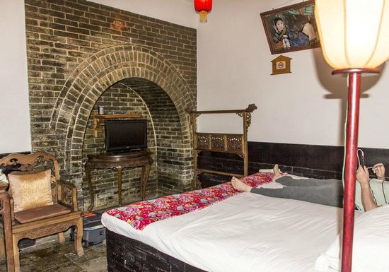 YiDe KeZhan : Room at YiDe hotel