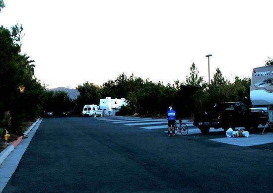 View To The North Of This Trailer Park Picture Of Nevada