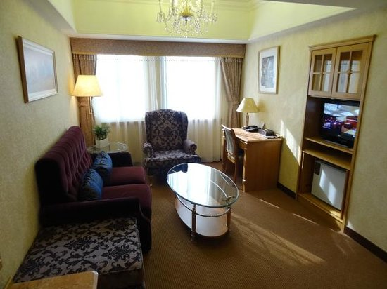 Cosmos Hotel Taipei: コスモスホテル(天成大飯店)客室