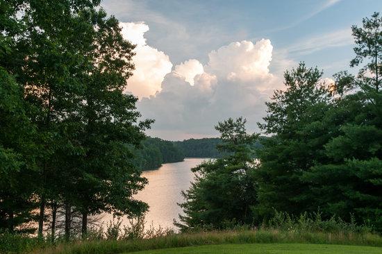Lake Stephens Campground: Lake Stephens at Dusk