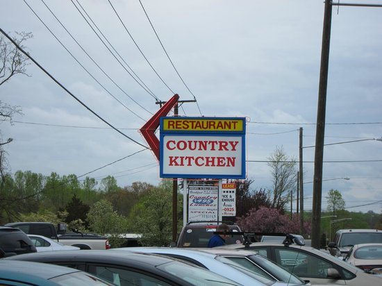 Country Kitchen, Lynchburg VA