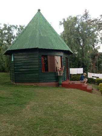 Songota Falls Lodge : Our Cottage
