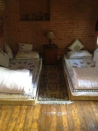 Hira Guest House : Hira Guesthouse - Comfortable beds