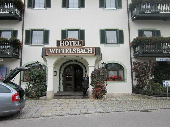 Hotel Wittelsbach: Hotel