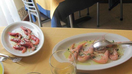 Il Sakalleo : fresh seafood