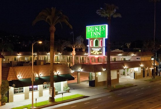 dunes inn sunset los angeles ca motel reviews. Black Bedroom Furniture Sets. Home Design Ideas
