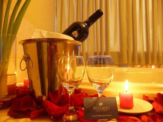 Acuario Hotel & Suite: Suite Acuario