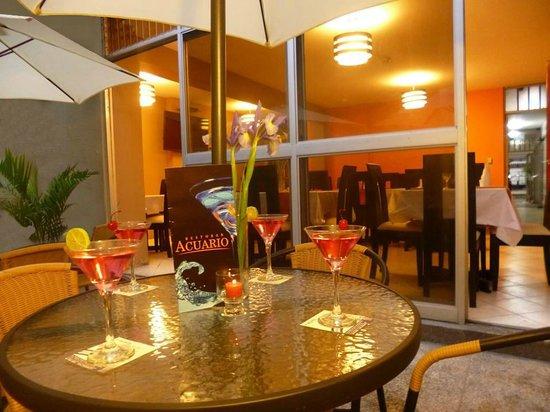 Acuario Hotel & Suite: Acuario RestoBar
