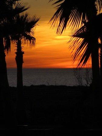 Salgados Dunas Suites: Sunset