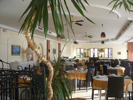 Grand Hotel de Calvi: Restaurant/bar