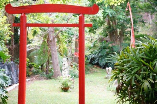 Villa Bresciana Bed & Breakfast: garden