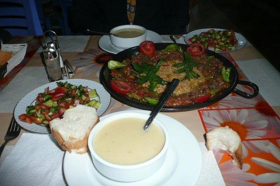 Karadut Pansiyon Nemrut: Dinner included