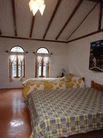 Hospedaje Higueron : habitaciones tipo cabaña