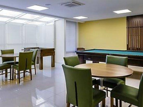 Mercure RJ Nova Iguacu: Sala de jogos