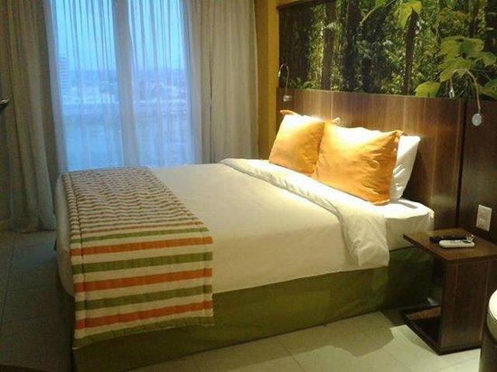 Mercure RJ Nova Iguacu: suite