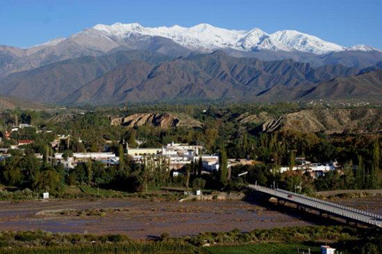 Hosteria Cachi Pueblo Hermoso: CACHI UN PUEBLO HERMOSO